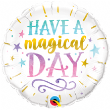 "Magical Day Foil Balloon (9"" Air-Fill) 1pc"